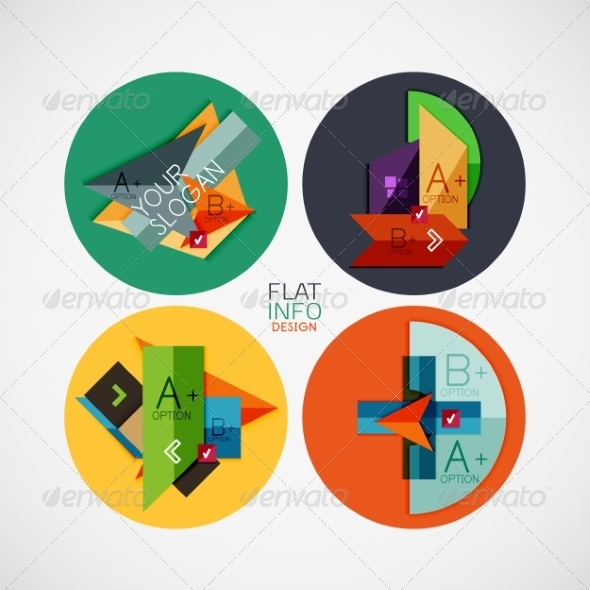 GraphicRiver Infographic Banners 7000147