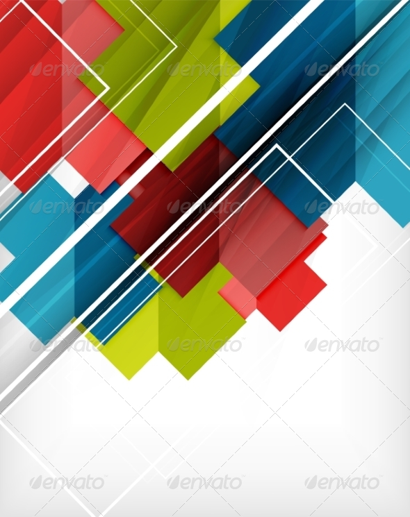 GraphicRiver Abstract Background 7000277