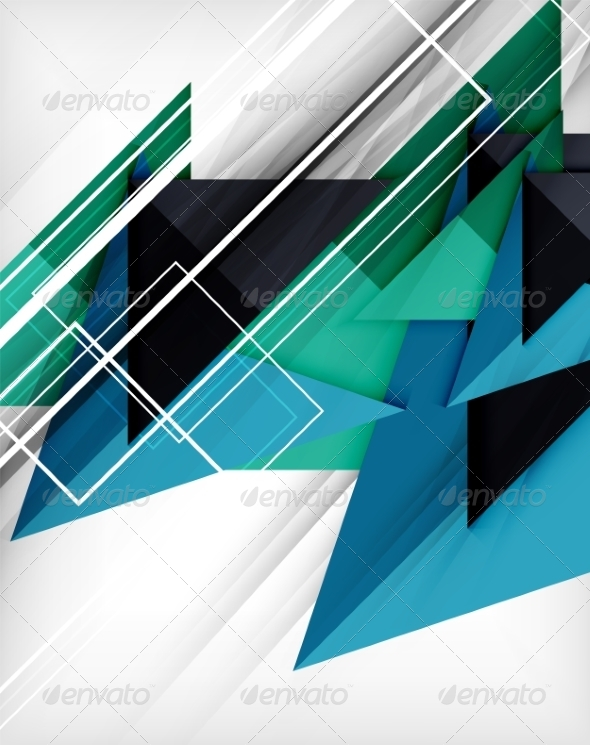 GraphicRiver Abstract Background 7000278