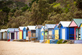 Australian Beach Huts - PhotoDune Item for Sale