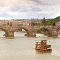 Charles Bridge in Prague - PhotoDune Item for Sale