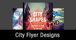 * City Flyer Templates