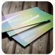 Blured Corporate Business Card - GraphicRiver Item for Sale