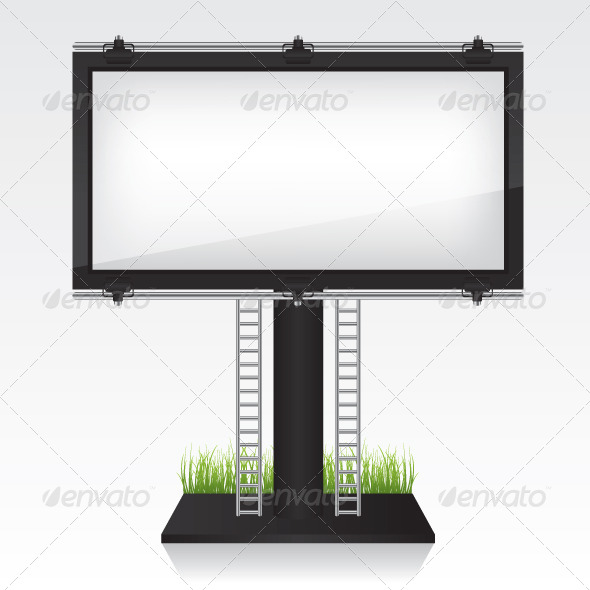 GraphicRiver Billboard Illustration 7005458