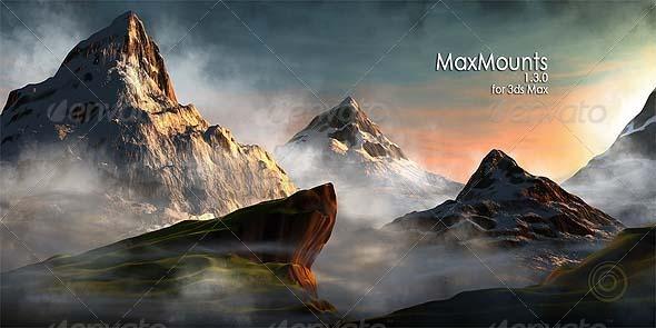 3DOcean MaxMounts 7006347