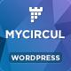 MyCircul - Creative WordPress Portfolio Theme - ThemeForest Item for Sale