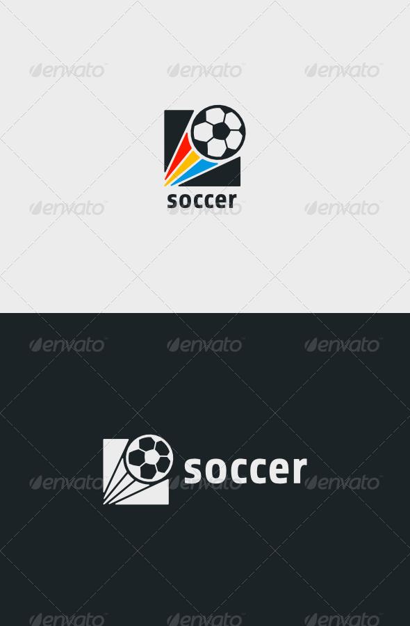 GraphicRiver Soccer Logo 6995994