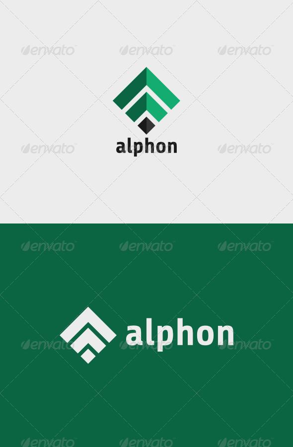 GraphicRiver Alphon Logo 7006890