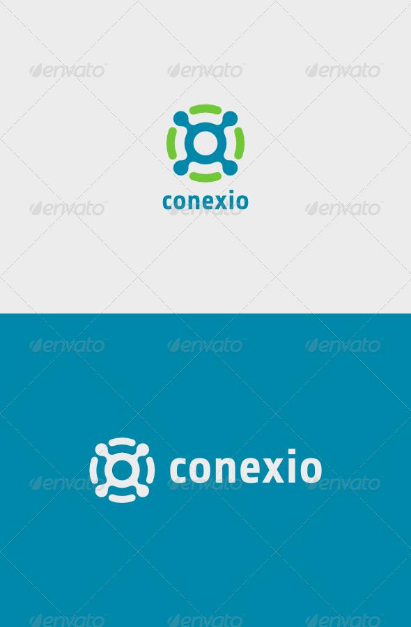 GraphicRiver Conexio Logo 7006897
