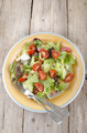 mixed salad with cherry tomatoes - PhotoDune Item for Sale