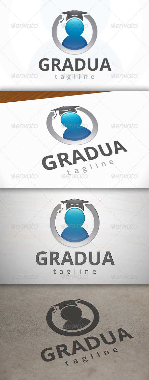GraphicRiver Education Logo 7009489