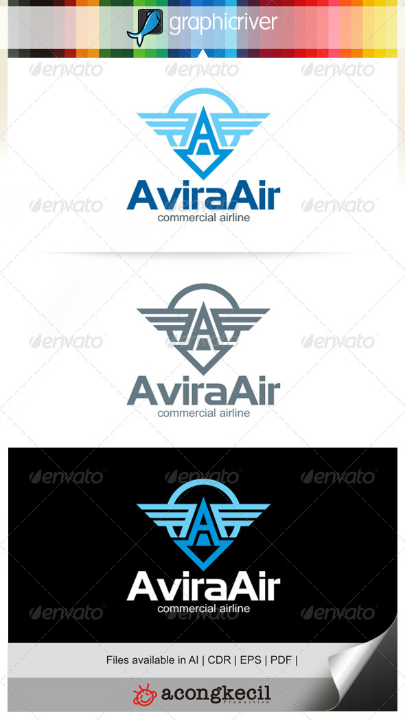 GraphicRiver Avira Air V.1 7009764