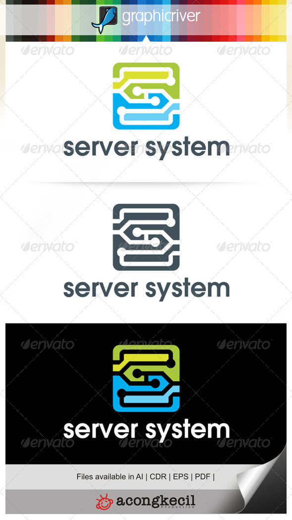 GraphicRiver Server System 7009897
