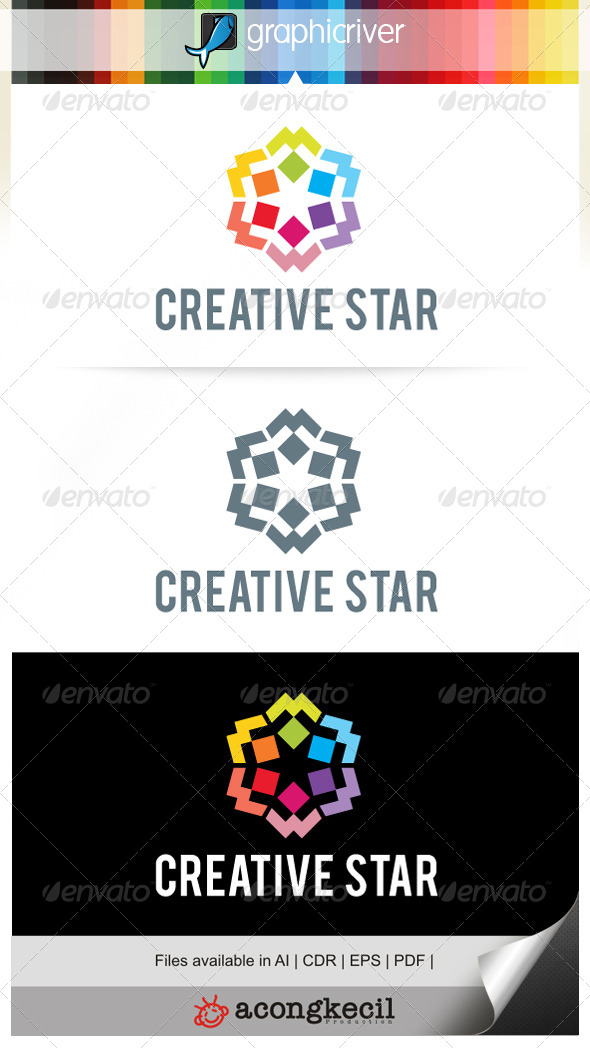 GraphicRiver Creative Star V.5 7010715
