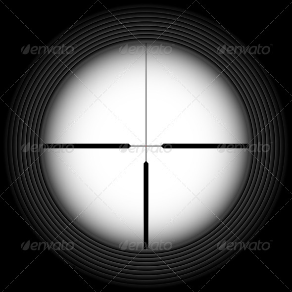 GraphicRiver Rifle Sight 7013665