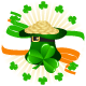 Greeting Card St. Patrick's Day - GraphicRiver Item for Sale