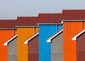 Detail of Colorful Houses - PhotoDune Item for Sale