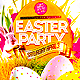 Easter Flyer Template - GraphicRiver Item for Sale