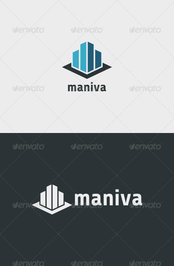 GraphicRiver Maniva Logo 7016064