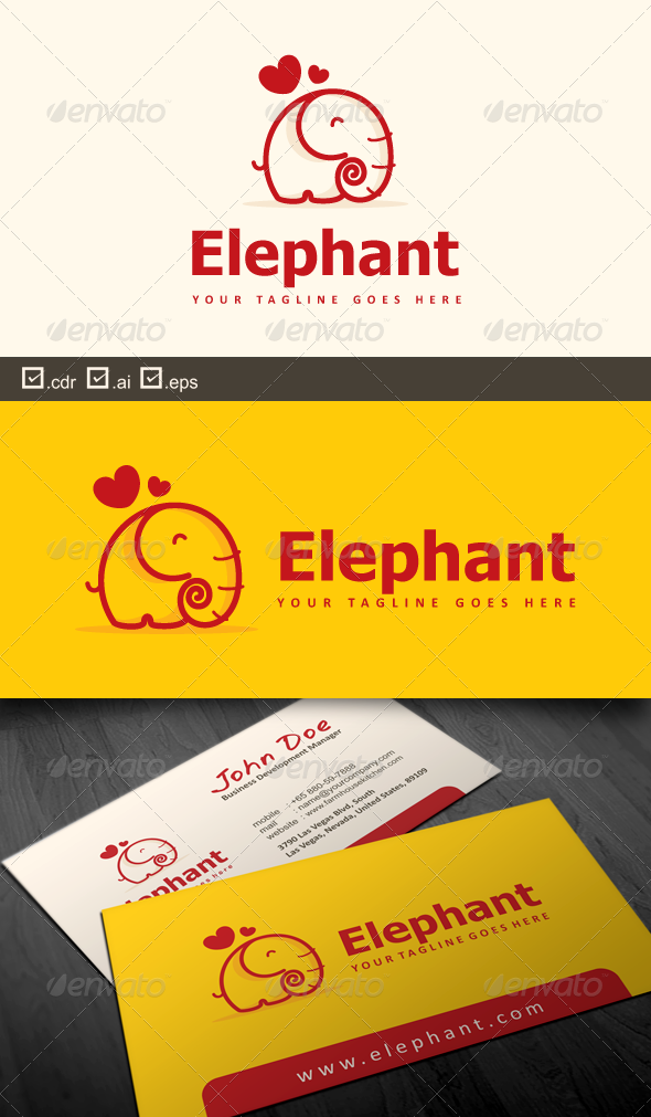 GraphicRiver Elephant 7016356