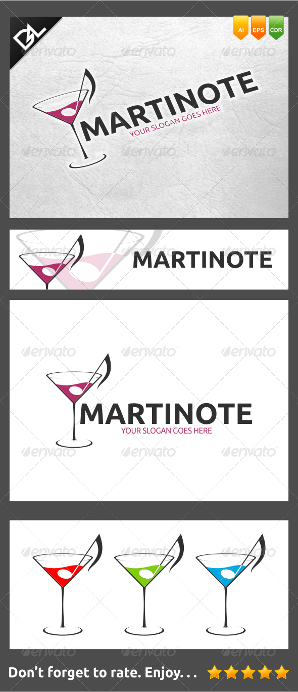GraphicRiver Martinote 7016363