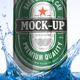Beer Can Mock-Up | Soft Drink - Soda Can Mock-Up  - GraphicRiver Item for Sale