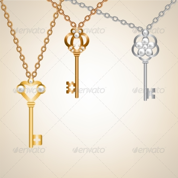 GraphicRiver Skeleton Keys 7017863