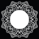 Crochet Lace Mandala. - GraphicRiver Item for Sale
