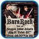 Baro Rock Flyer Template - GraphicRiver Item for Sale