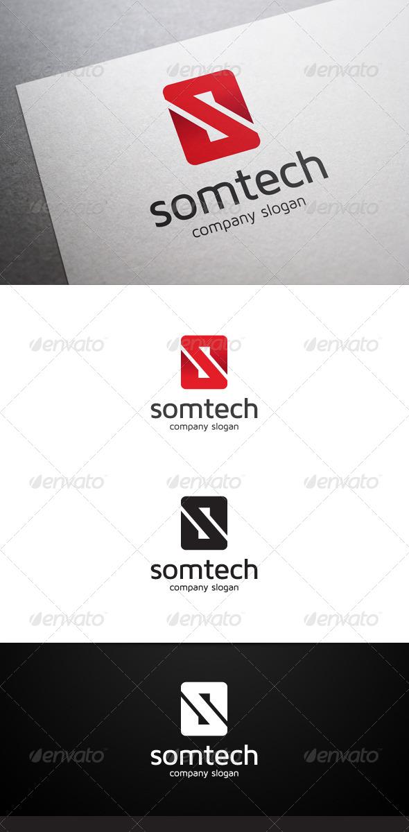 GraphicRiver Somtech S Letter Logo 7019150