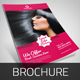 Hair Style Brochure Template - GraphicRiver Item for Sale