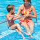 Mother with her son in the pool. - PhotoDune Item for Sale