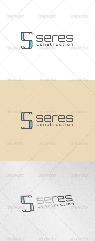 GraphicRiver Seres Logo 7021341