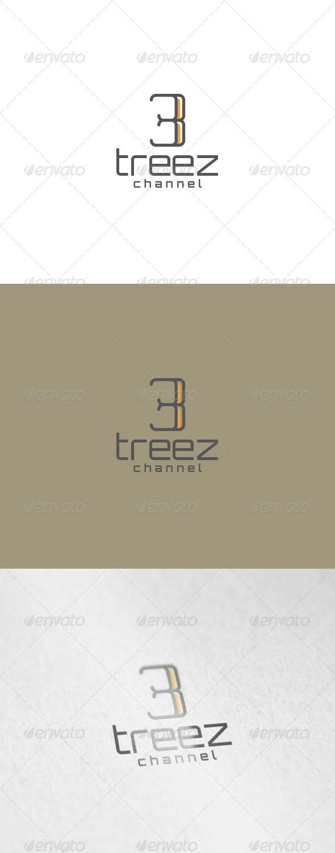 GraphicRiver Treez Logo 7021374