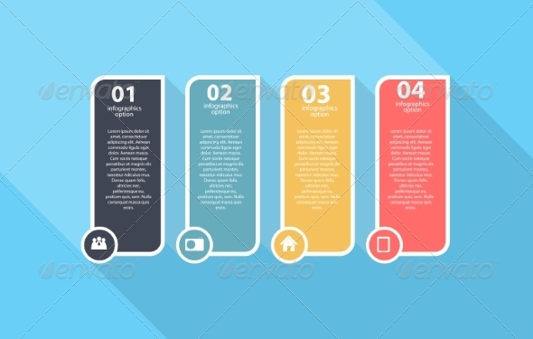 GraphicRiver Infographic Business Template 7021488