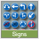 Traffic Signs - GraphicRiver Item for Sale