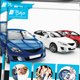 Car Shop Service Flyer - GraphicRiver Item for Sale
