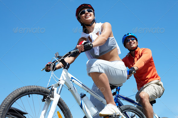 Cycle race - Stock Photo - Images
