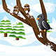 Birds on Branch - GraphicRiver Item for Sale