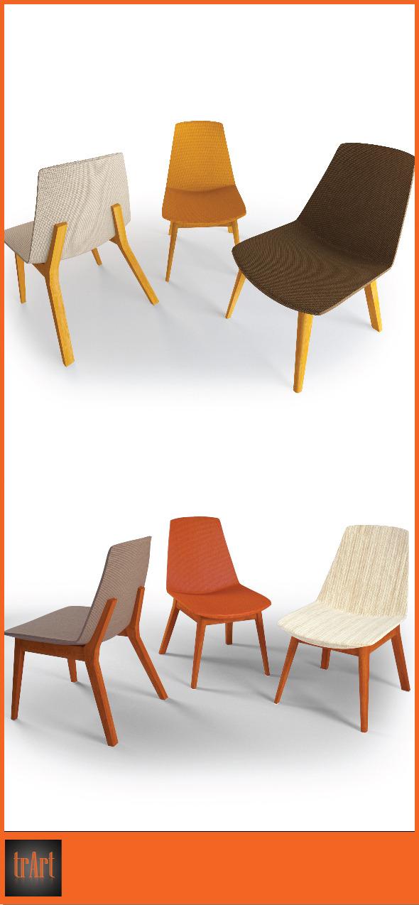 3DOcean Chair ArmChair 7025541