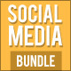 Social Media Flyer Bundle 1 - GraphicRiver Item for Sale
