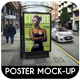 Poster Mock-Up - GraphicRiver Item for Sale