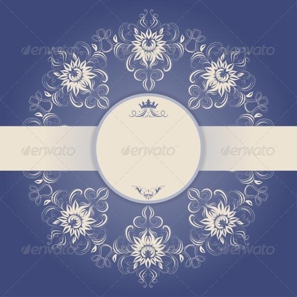 GraphicRiver Ornament Card 7030158