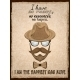 Hand Drawn Hipster Poster Print - GraphicRiver Item for Sale