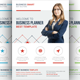 Business Planner Flyer Template - GraphicRiver Item for Sale