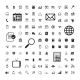 Business Document Icons - GraphicRiver Item for Sale