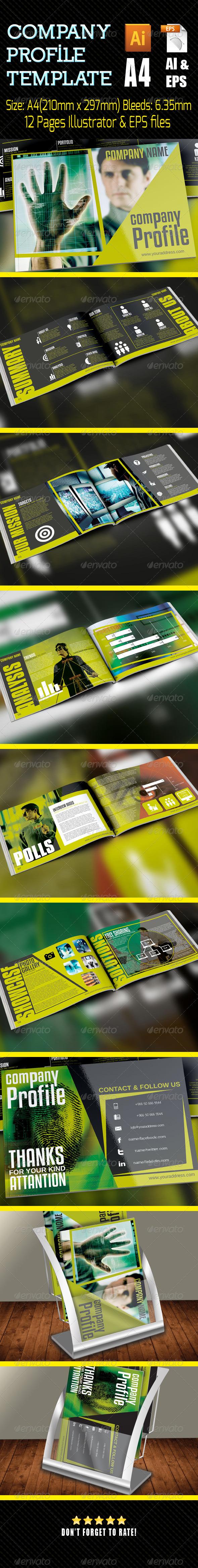GraphicRiver Company Profile 01 6964169