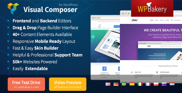 Visual Composer: Page Builder for WordPress - CodeCanyon Item for Sale