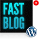 Fast Blog - ThemeForest Item for Sale