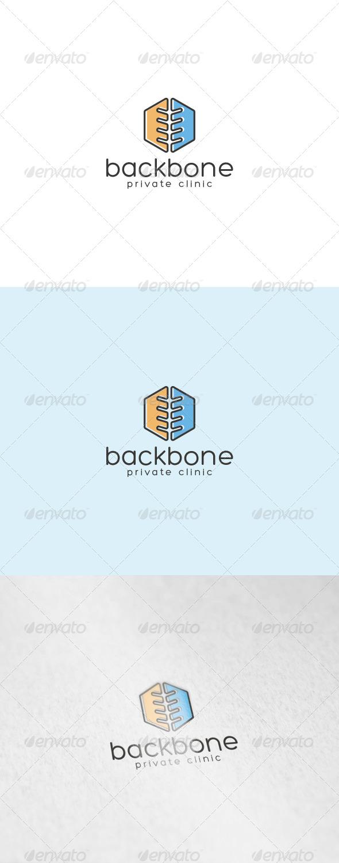 GraphicRiver Backbone Logo 7033956